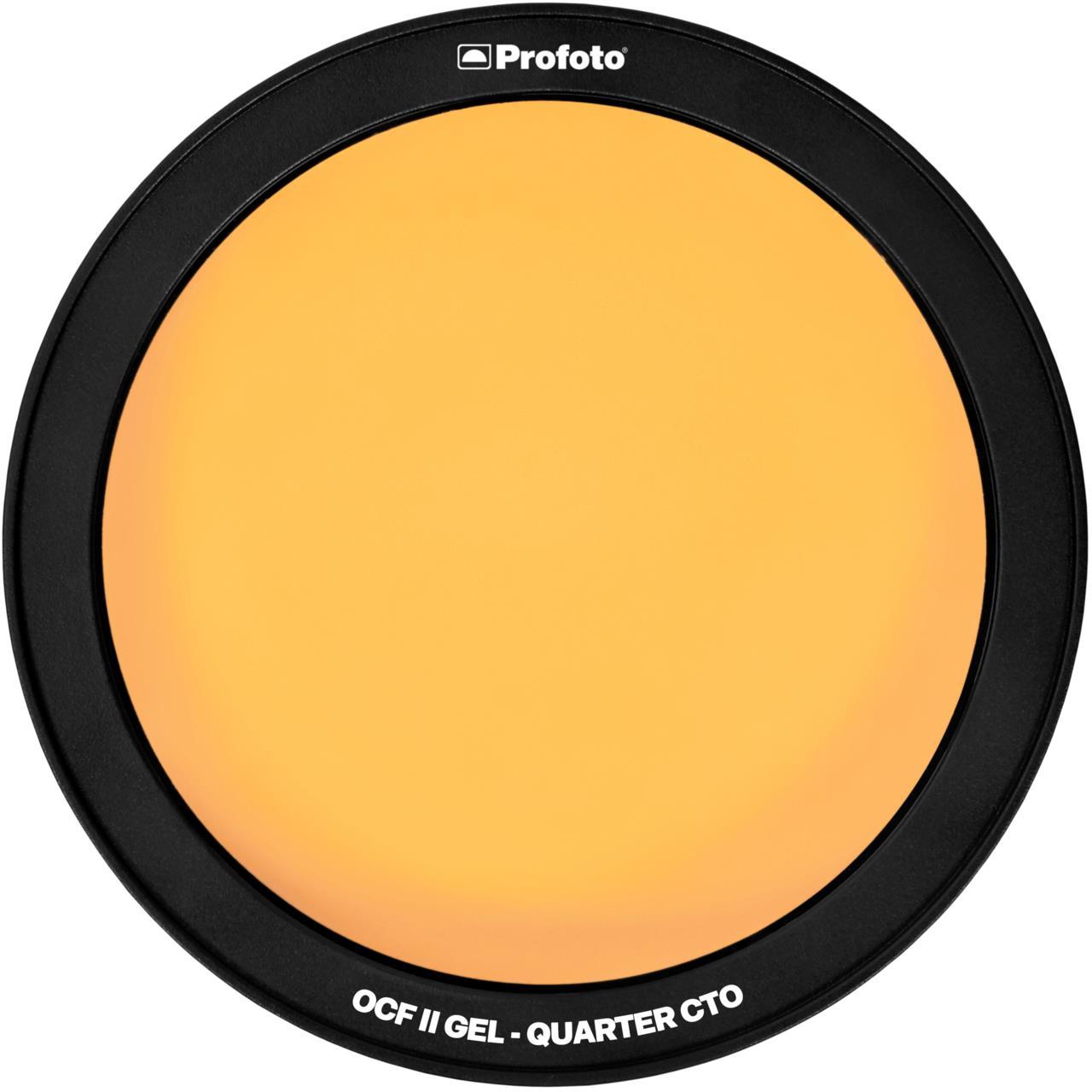 Profoto OCF II Gel - Quarter CTO
