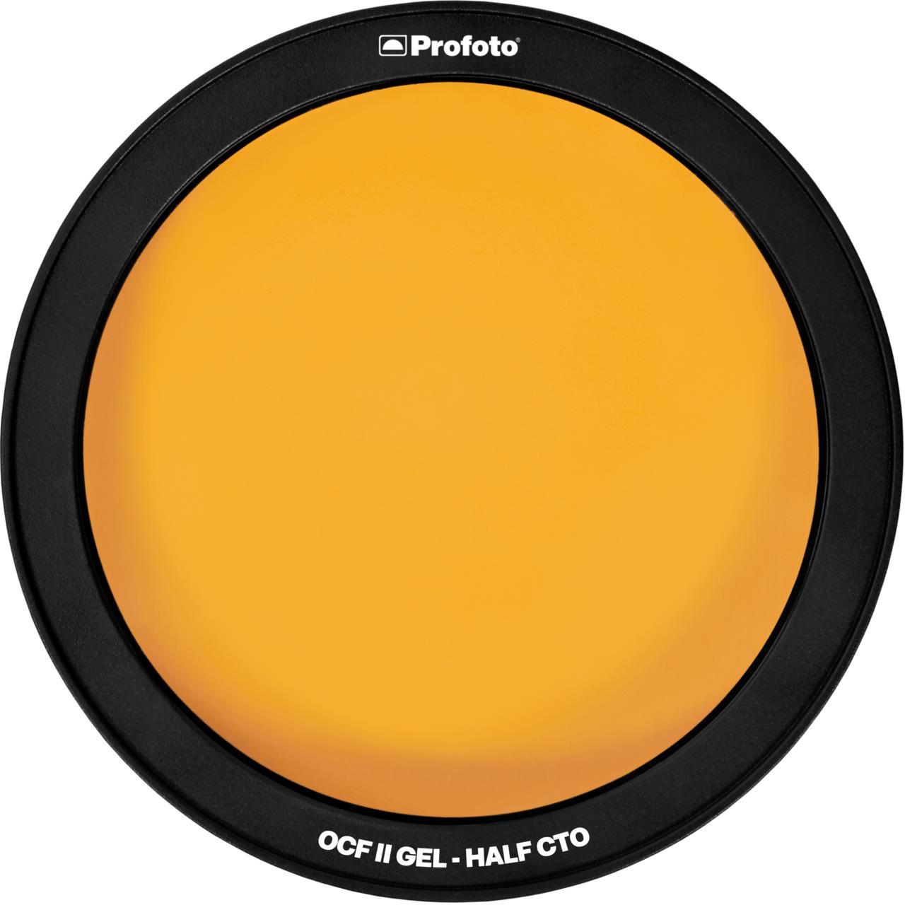 Profoto OCF II Gel - Half CTO