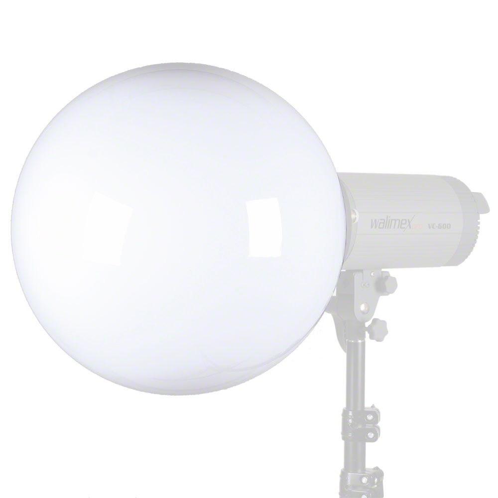 Walimex Universal Spherical Diffuser C&CR series