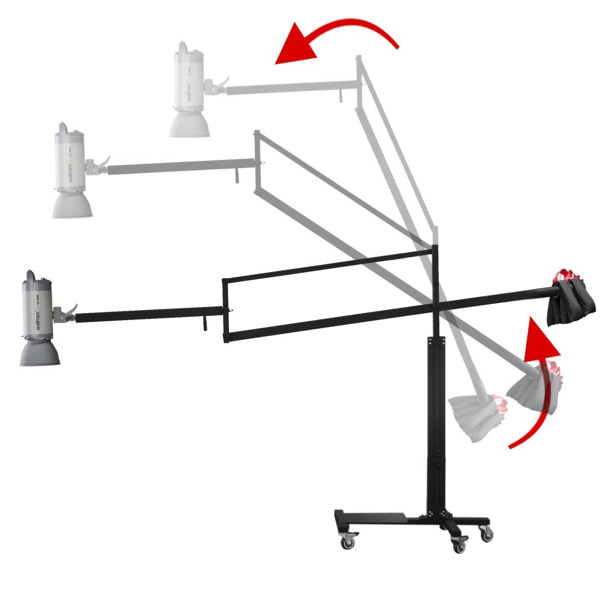 Walimex Balance Boom Stand