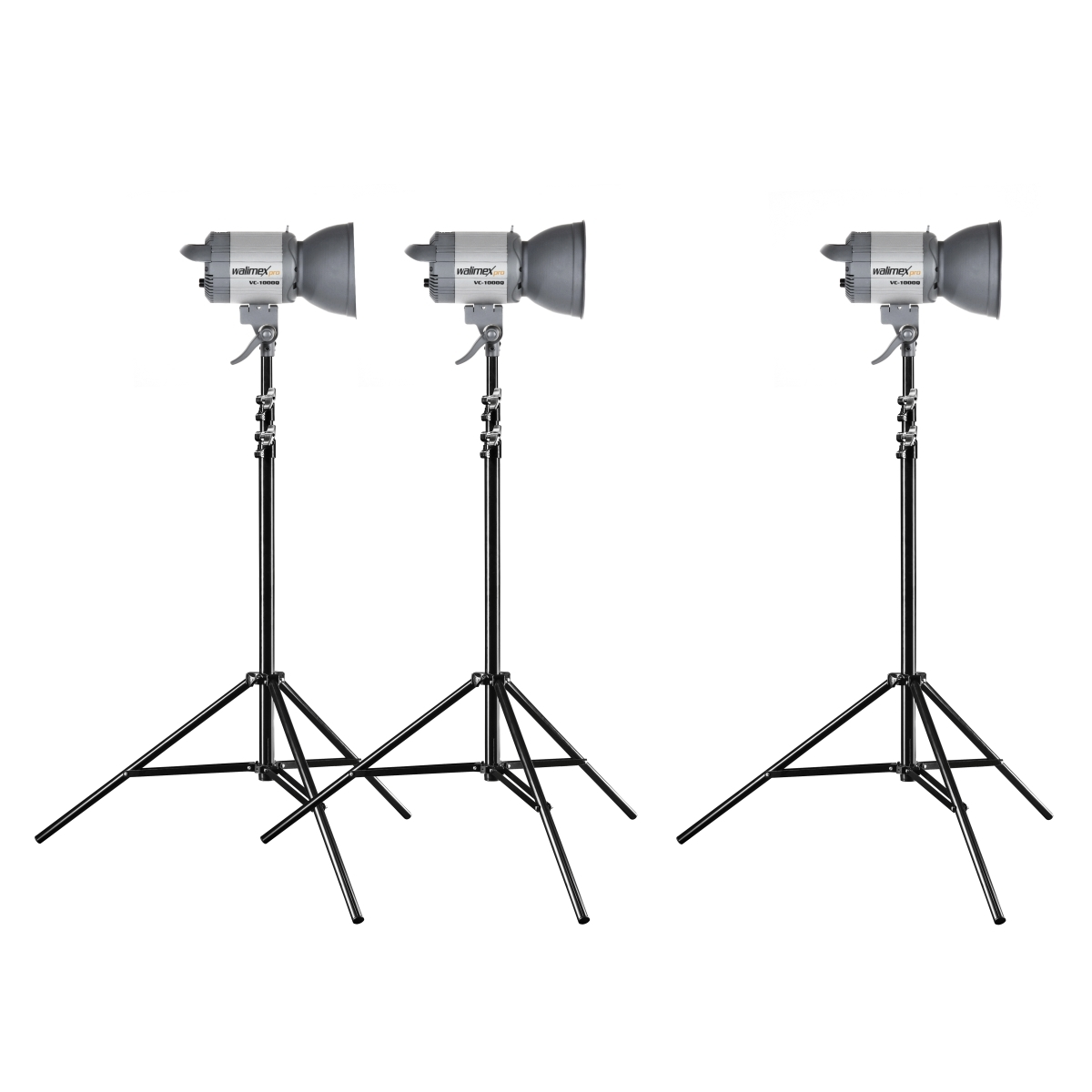 Walimex pro Set Quartz Light VC-1000Q/1000Q/1000Q