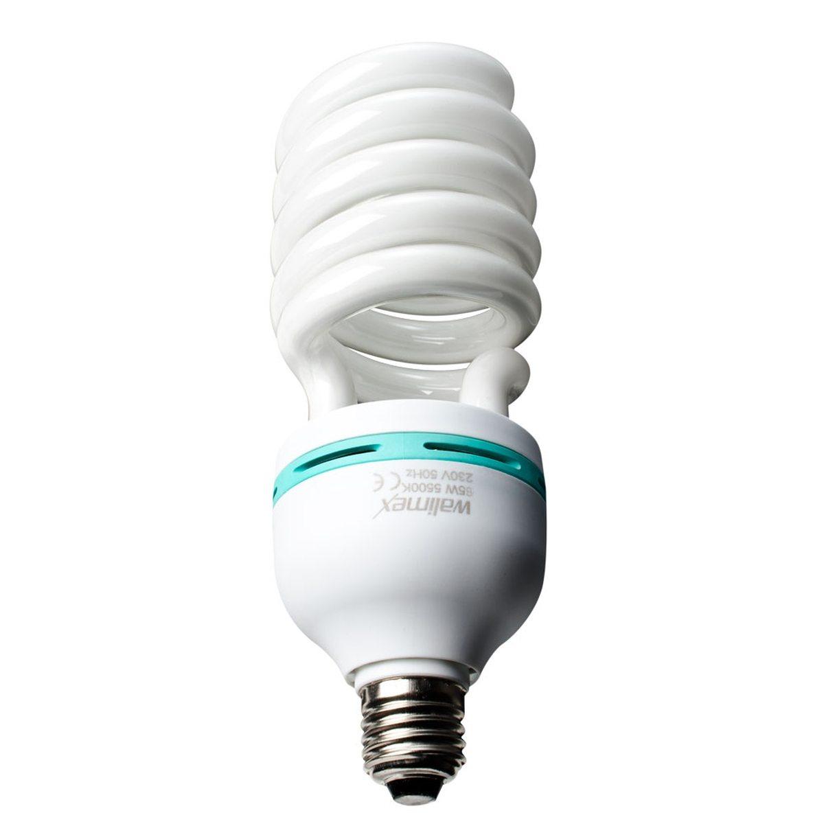 Walimex Daylight Spiral Lamp 85W equates 450W