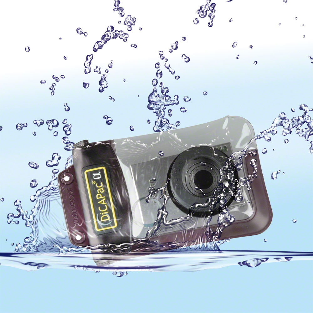 DiCAPac WP-110 Underwater Case