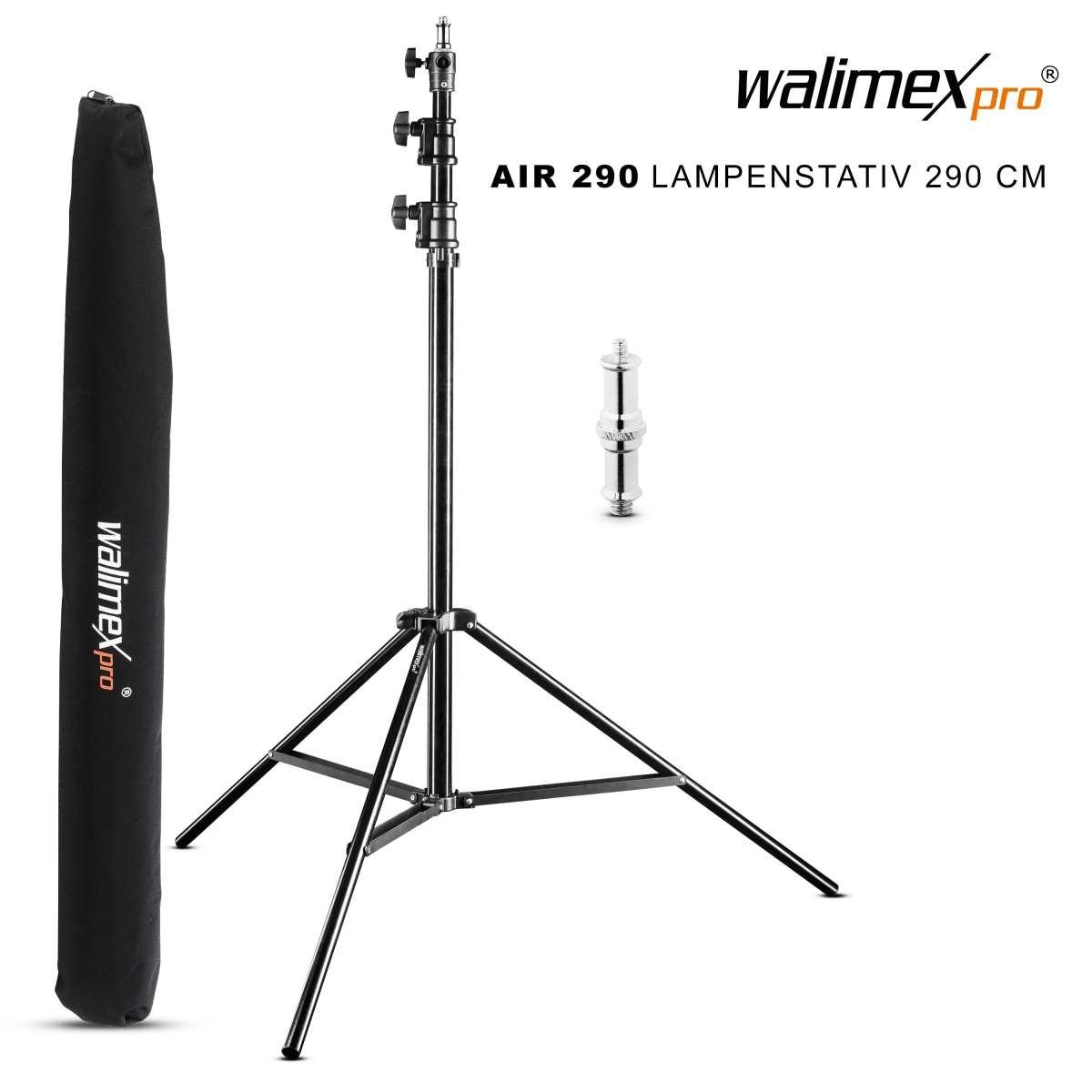 Walimex pro Lamp Tripod AIR, 290cm