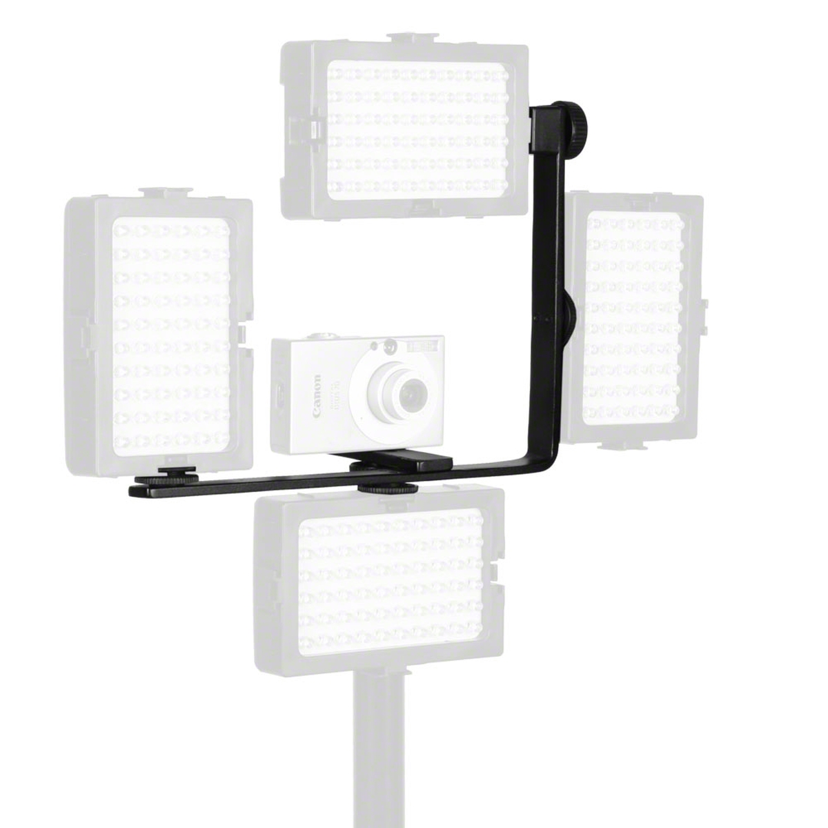 Walimex Auxiliary Corner Bracket for Video Light