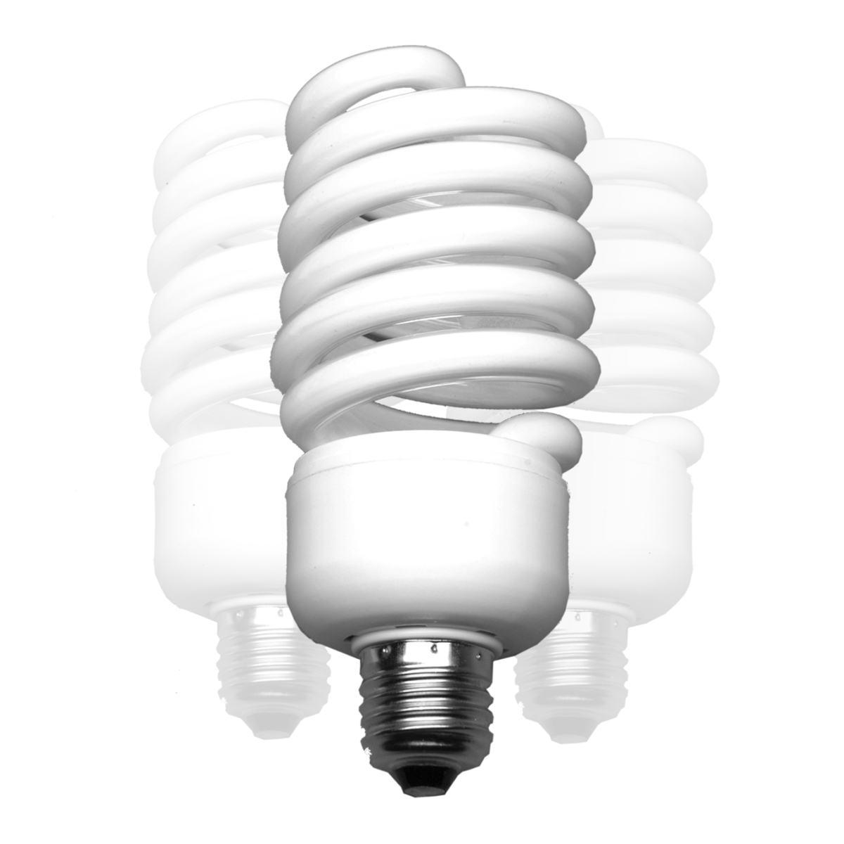 Walimex Daylight Spiral Lamp 50W, 3 pcs.
