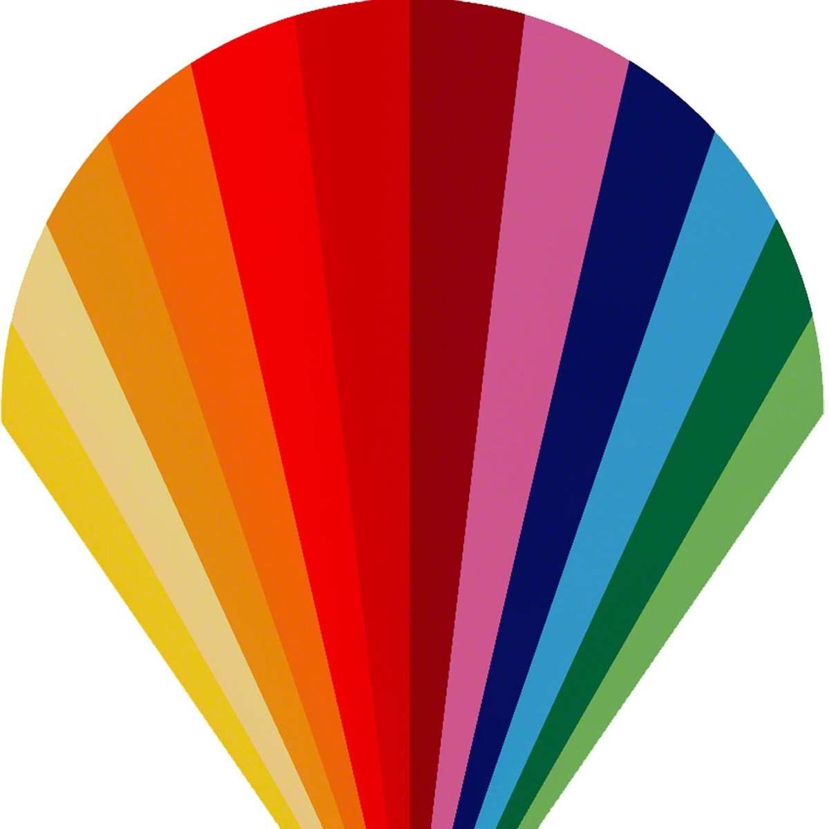 Walimex Colour Filter Set, 12pcs., 30x30cm