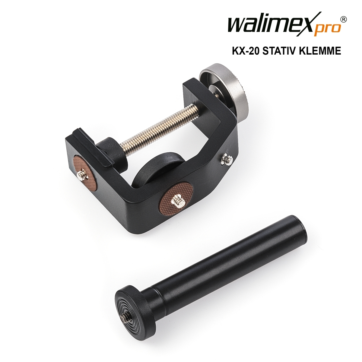 Walimex pro KX-20 Stand Clamp