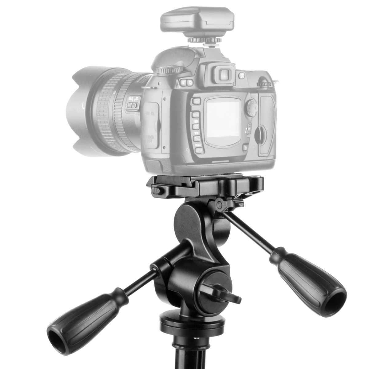 Walimex pro FT-6653H Aluminum Pro 3D Panhead