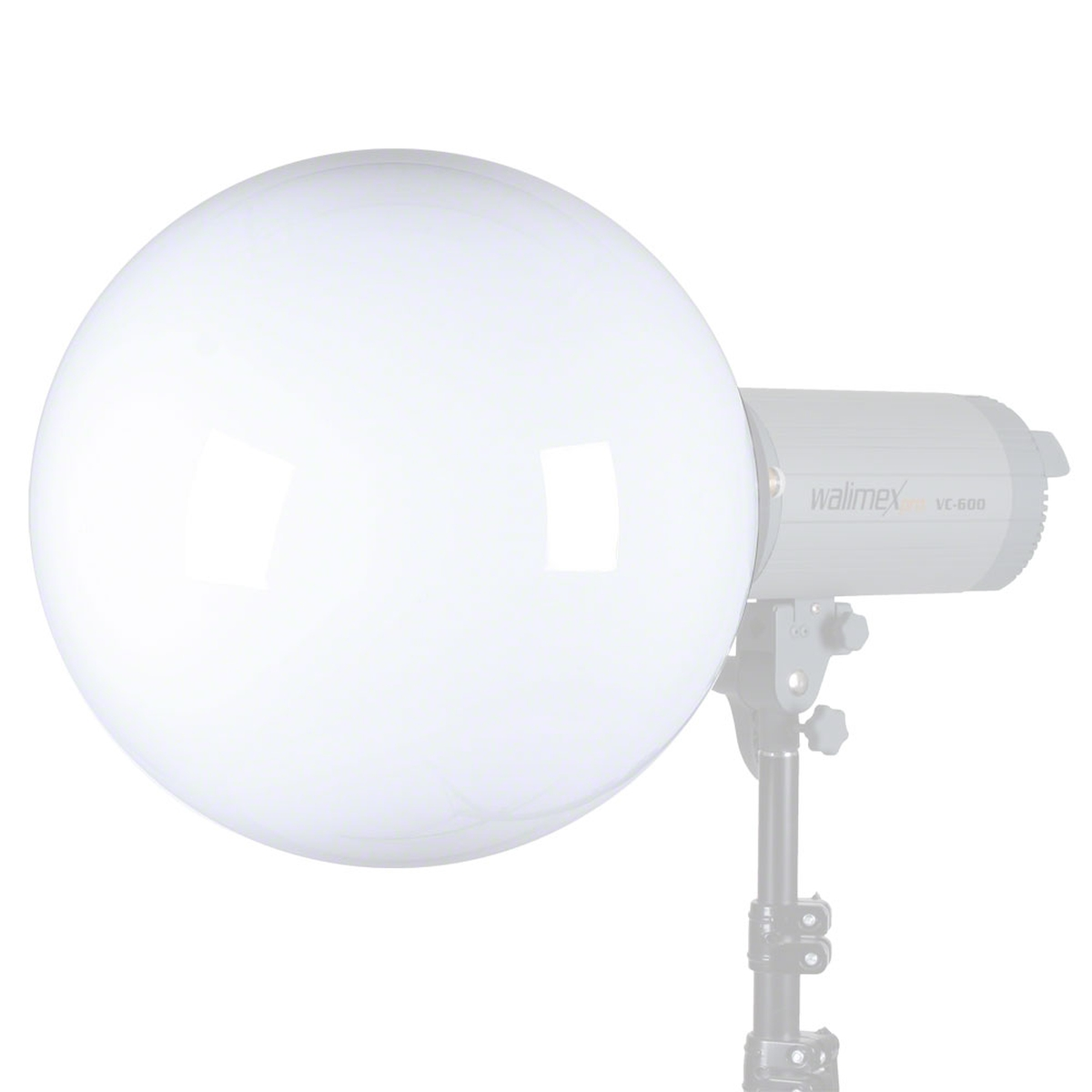 Walimex Spherical Diffuser, 30cm Aurora/Bowens