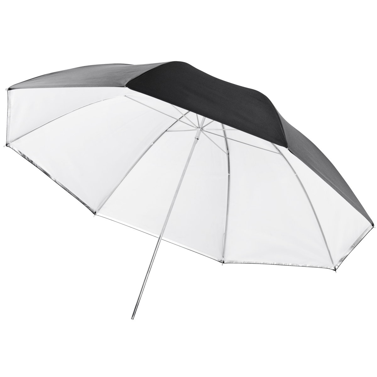 Walimex 2in1 Reflex & Transl. Umbrella white, 84cm