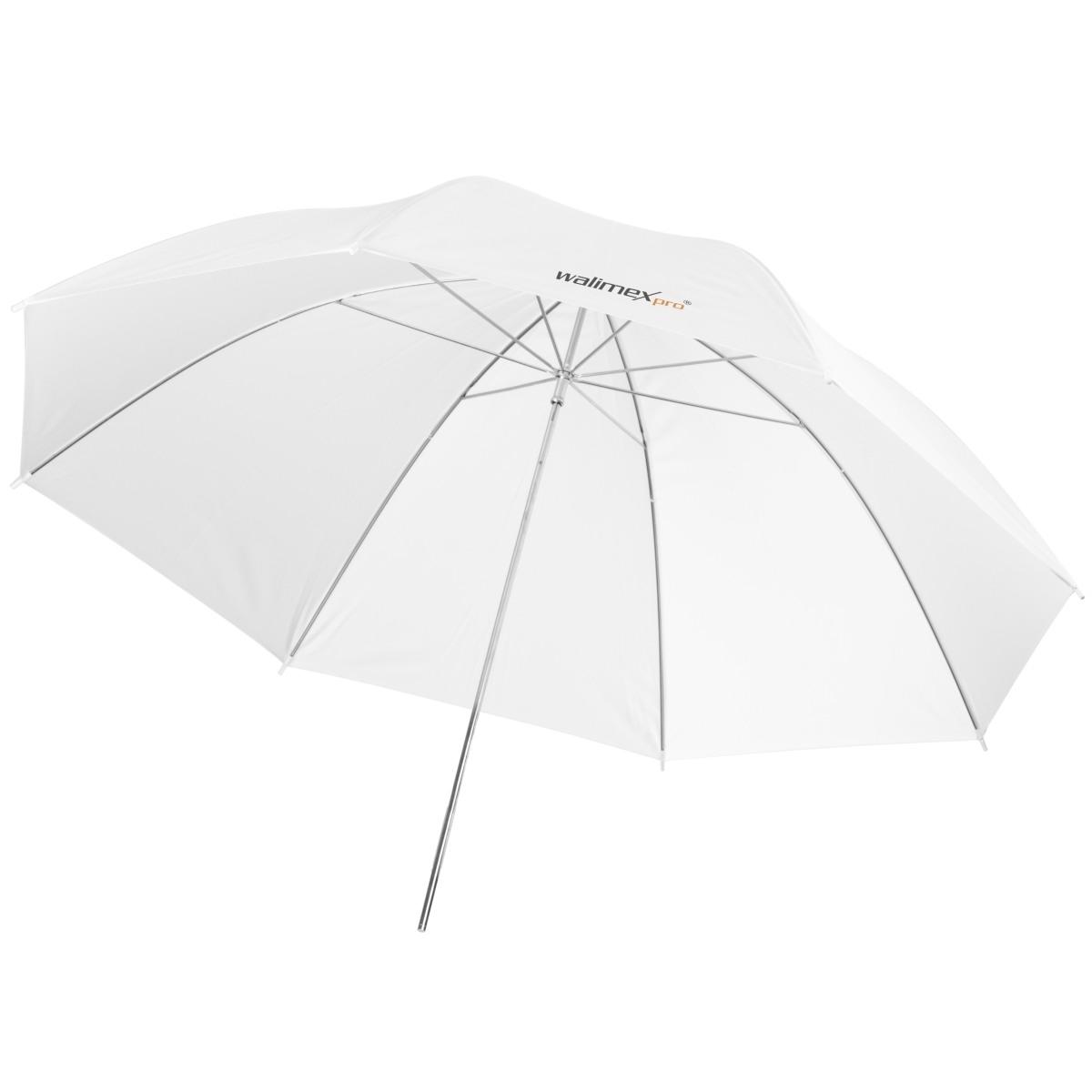 Walimex pro Translucent Umbrella white, 150cm