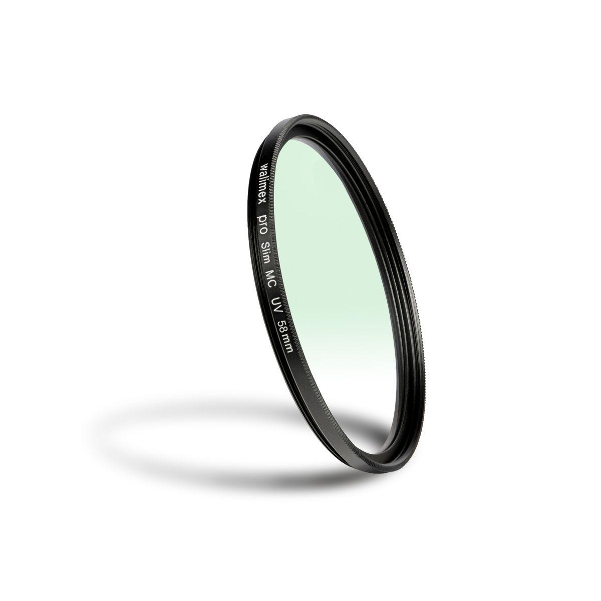 Walimex pro Slim MC UV Filter 58 mm
