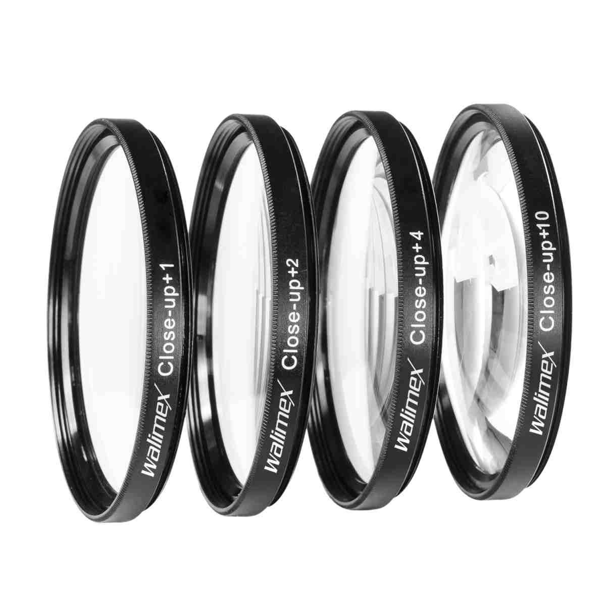 Walimex Close-up Macro Lens Set 62 mm