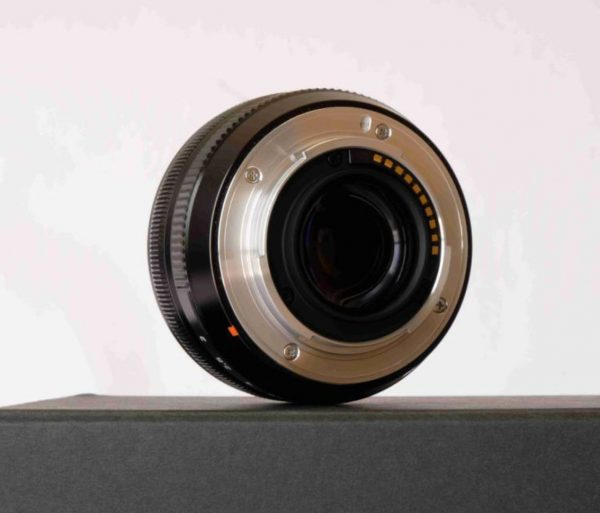 ⚙ Fujifilm Fujinon XF 18mm F2 R
