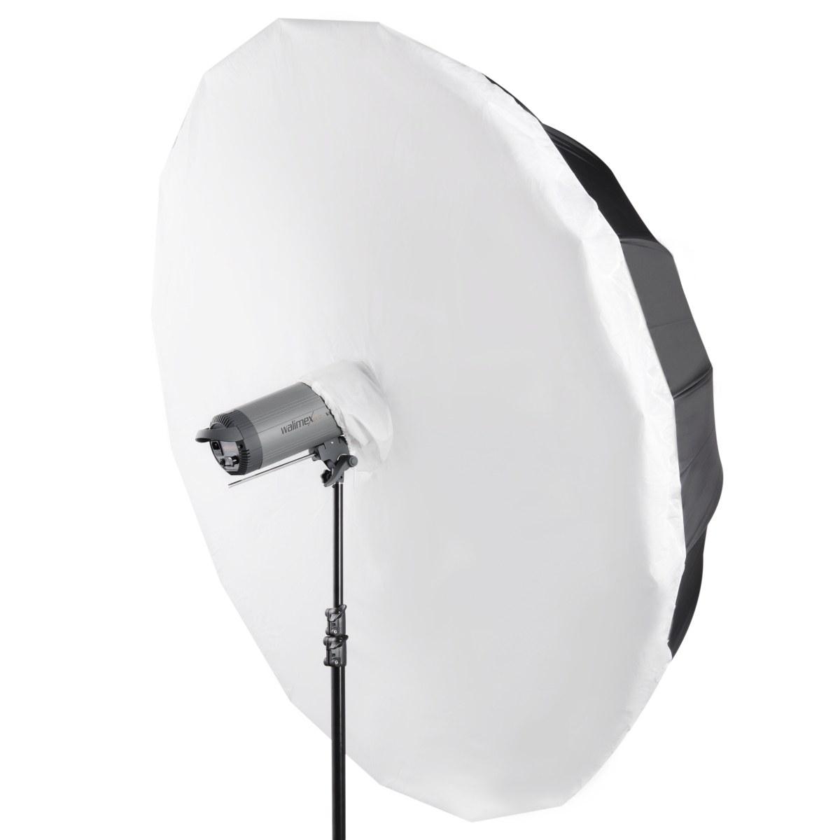 Walimex pro Reflex Umbrella Diffuser white, 180cm