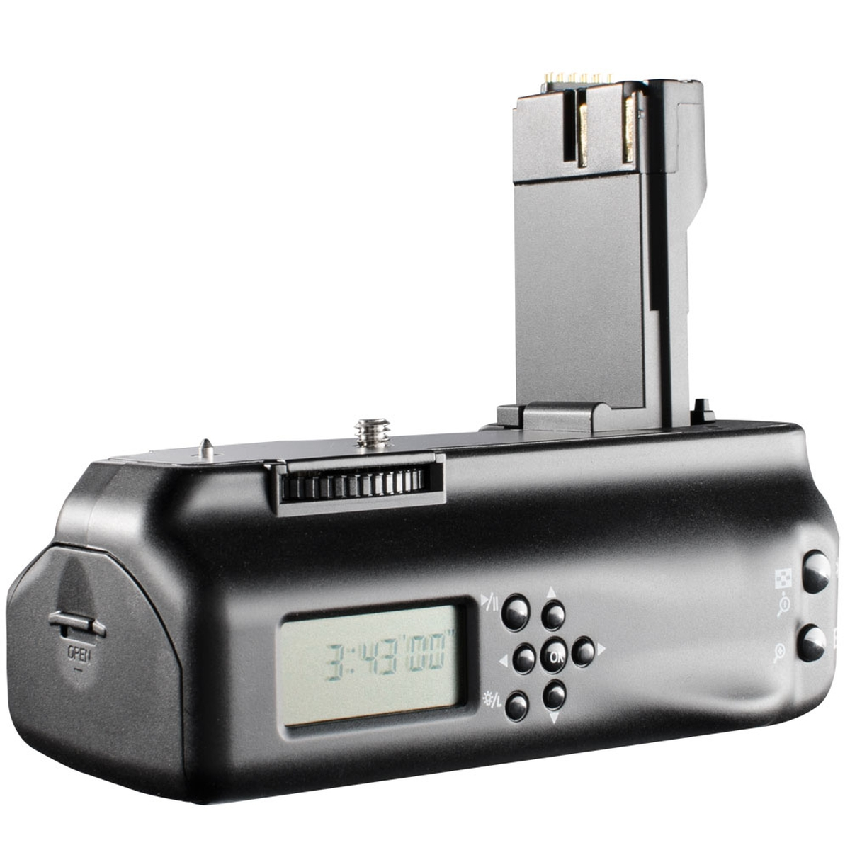 Aputure LCD Battery Grip BP-E2 II for Canon