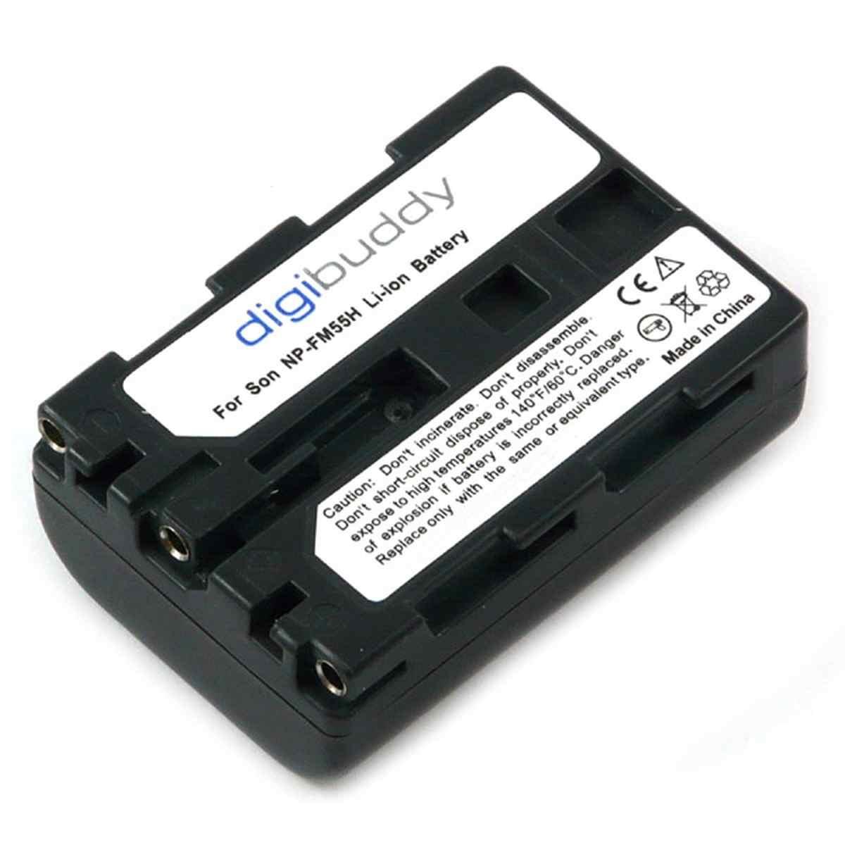 NP-FM55H/NP-QM51 Li-Ion Battery for Sony, 1700mAh