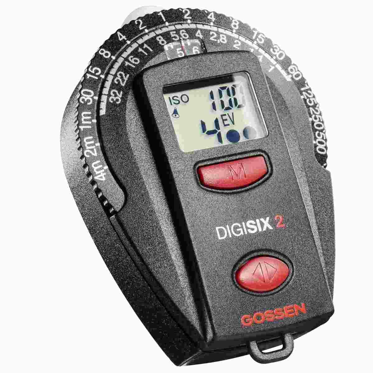 Gossen Digisix Exposure Meter