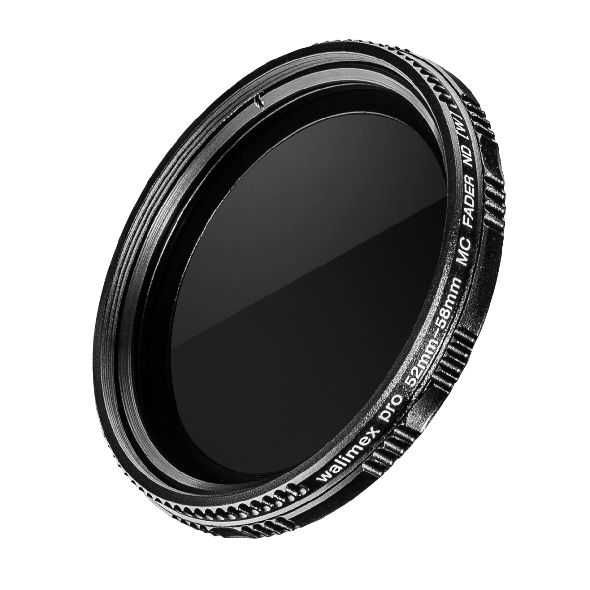 Walimex pro ND-Fader coated 52 mm ND2 - ND400