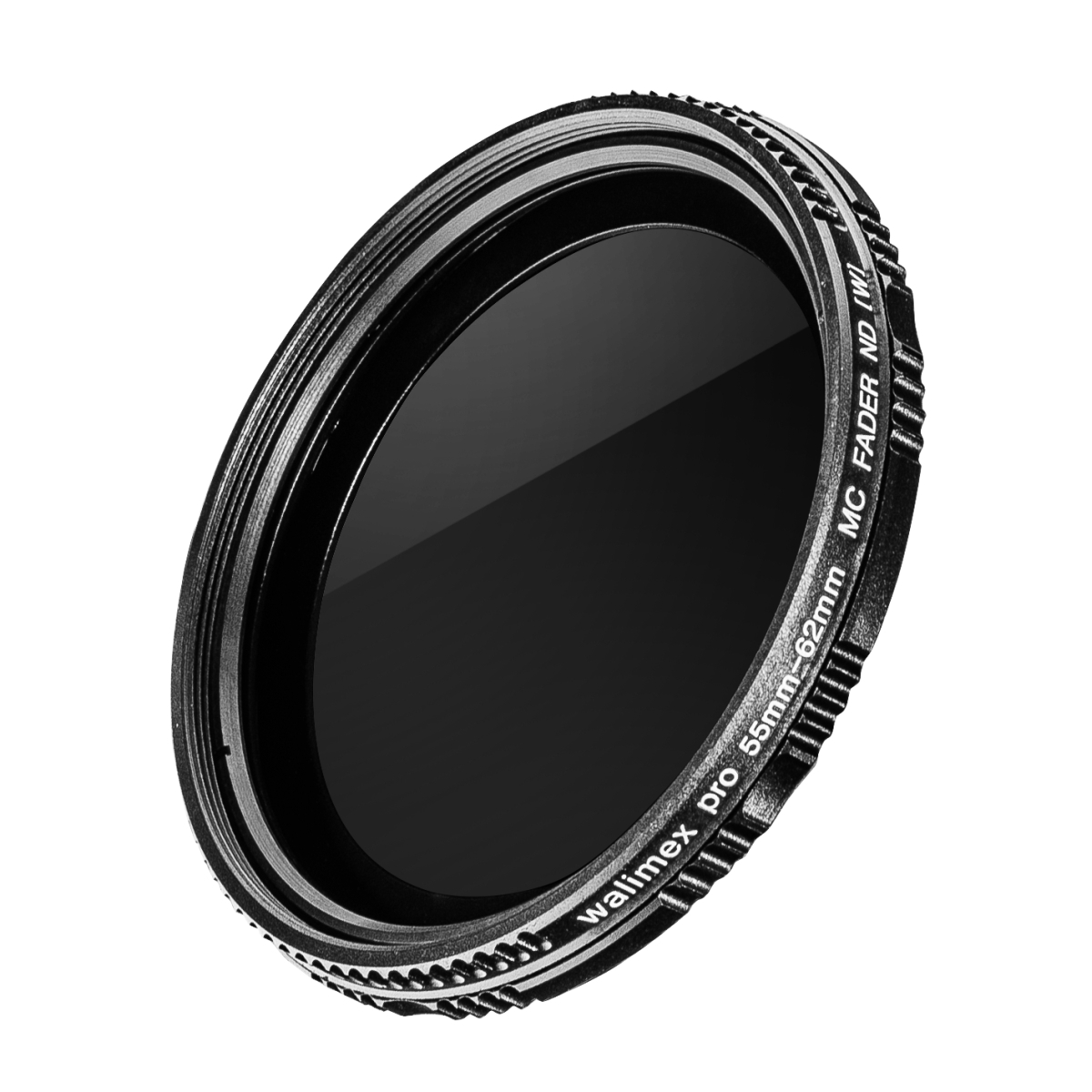 Walimex pro ND-Fader coated 55 mm ND2 - ND400