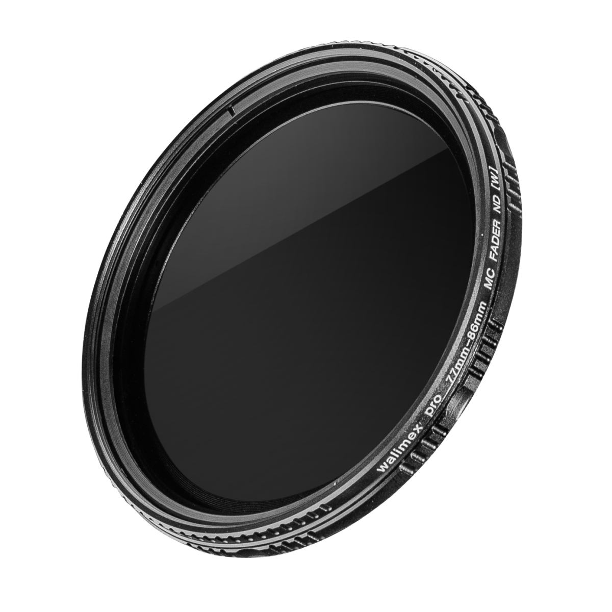 Walimex pro ND-Fader coated 77 mm ND2 - ND400