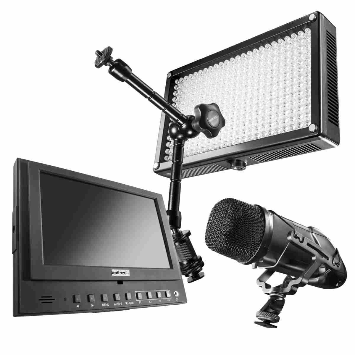 Walimex pro Video Equipment Set Professional