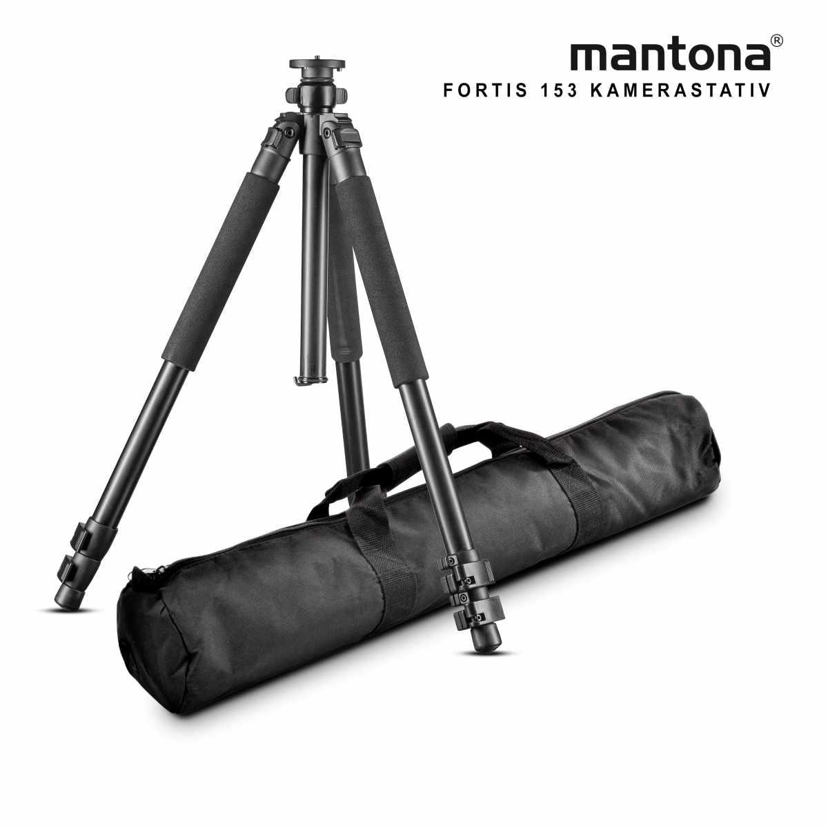 Mantona Basic Fortis 153 Tripod