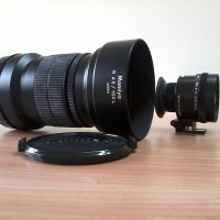 ⚙ Mamiya N 150mm F4.5 Lens for Mamiya 7 7II
