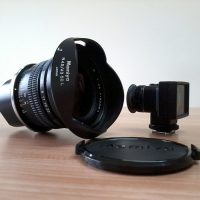 ⚙ Mamiya N 50mm F4.5 L Lens For Mamiya 7 7II