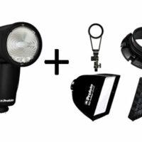 Profoto A10 + OCF Adapter Starter Kit