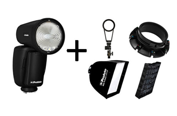 Profoto A1X + OCF Adapter Starter Kit
