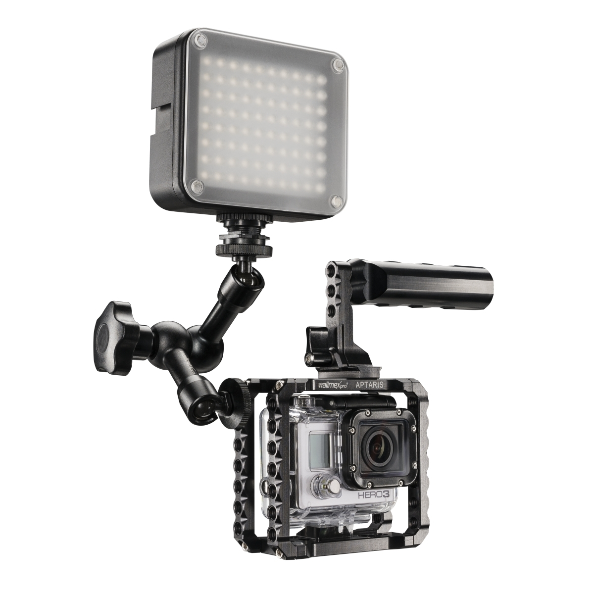 Walimex pro Basic Set for GoPro