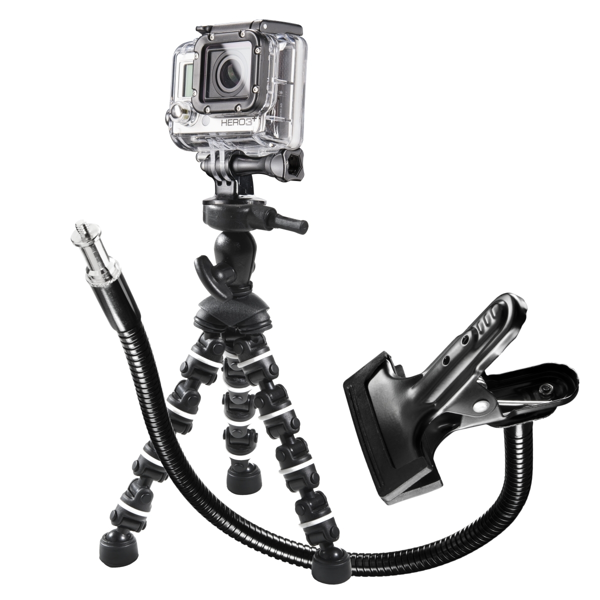 Mantona GoPro Set Multiflex 16,5