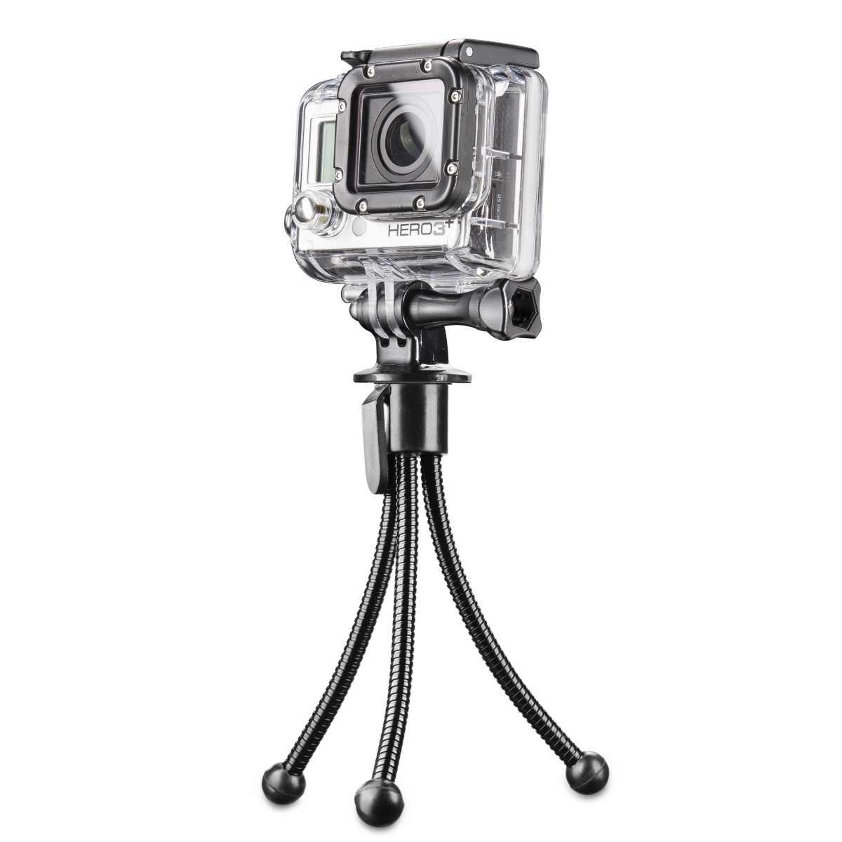 Mantona Mini tripod Flexible GoPro Set