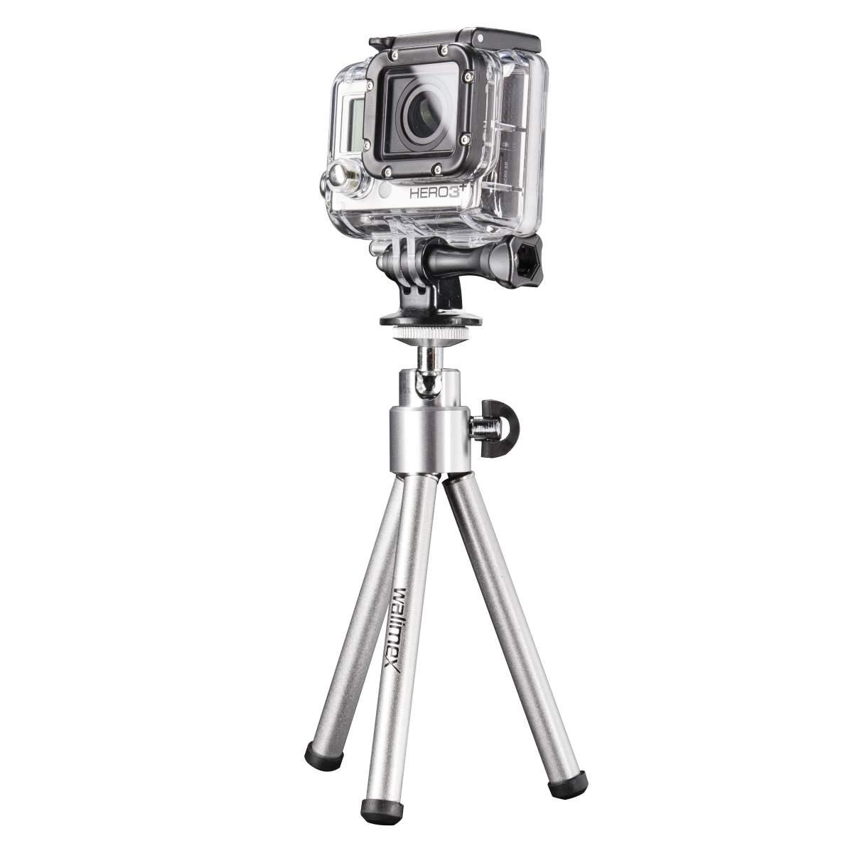 Mantona Mini tripod 070 GoPro Set