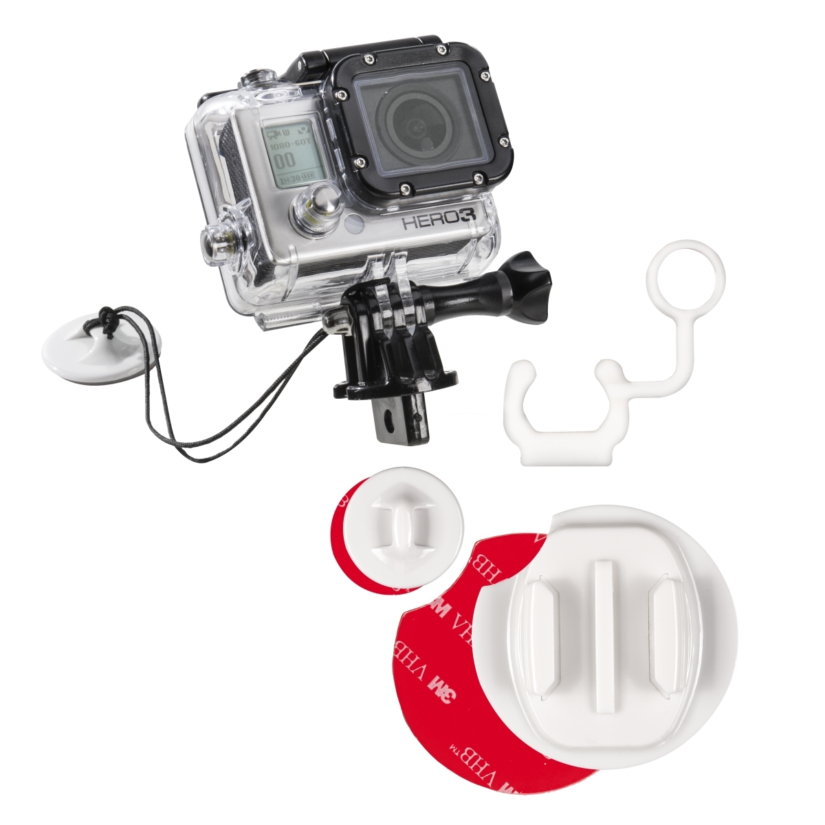 Mantona Surfing Set for GoPro Hero