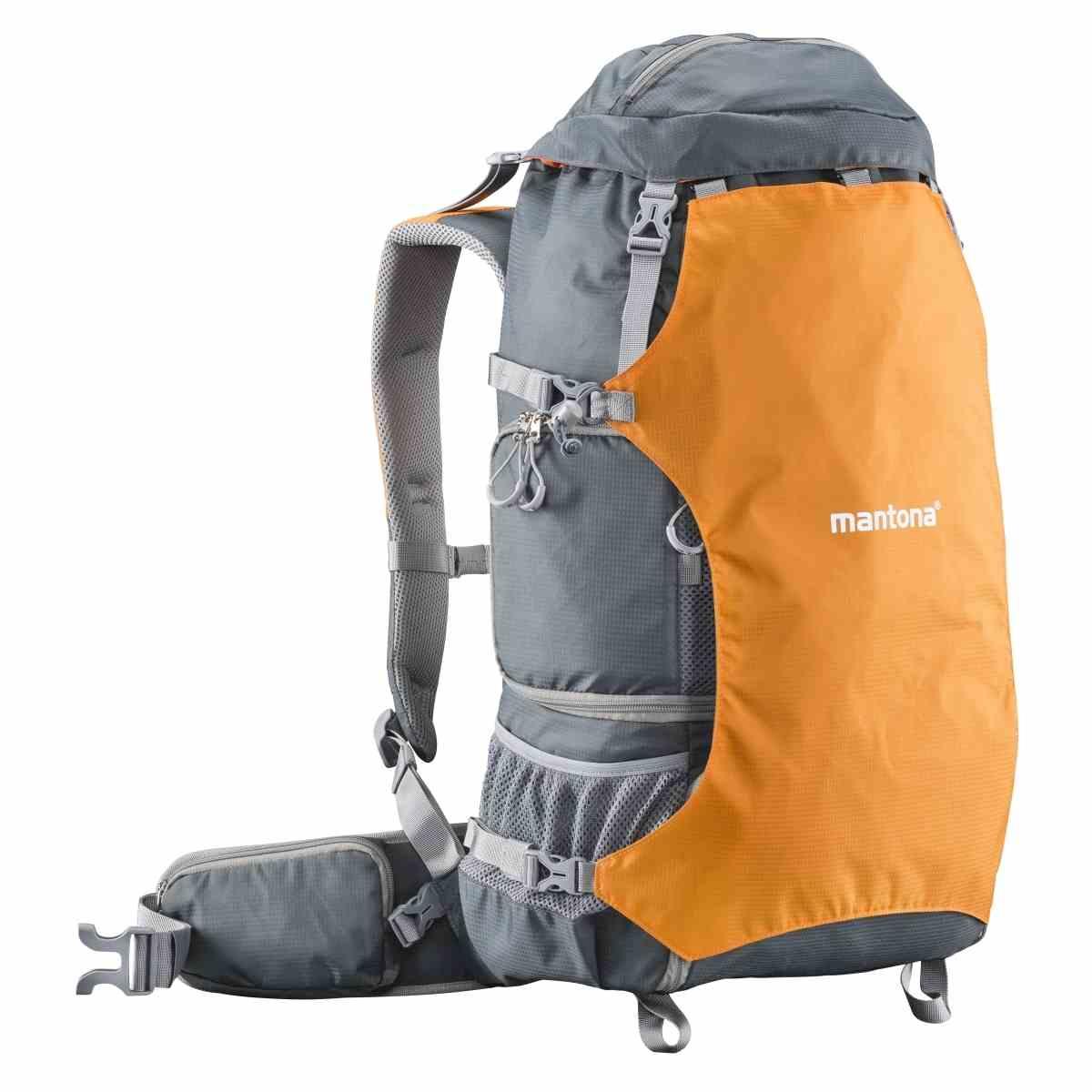 Mantona Camera backpack ElementsPro 40 orange