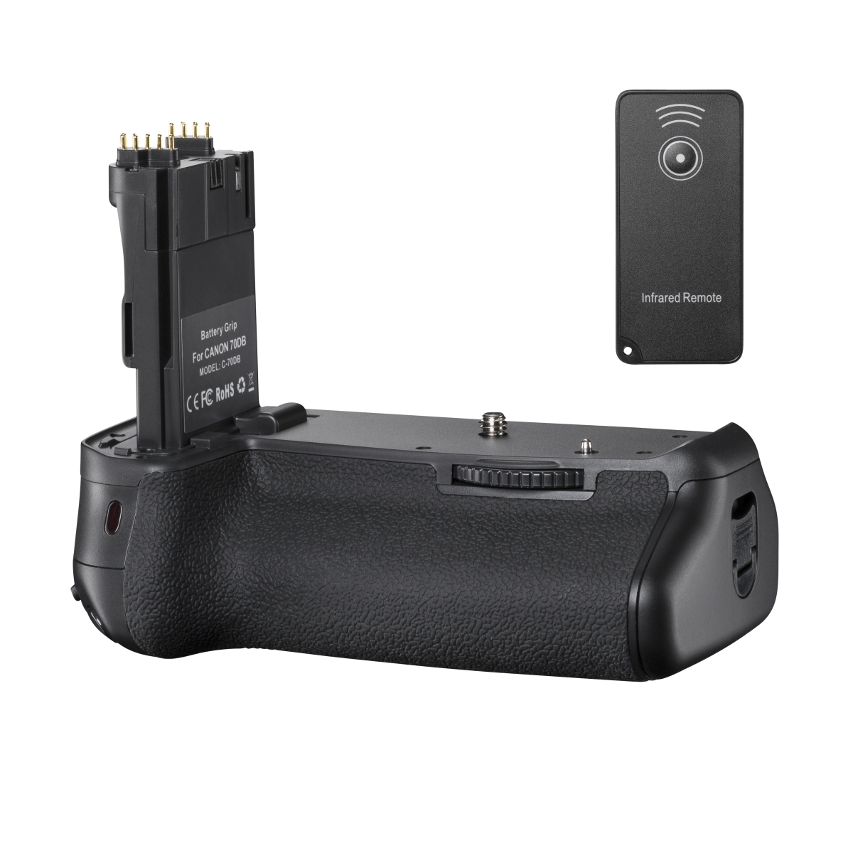 Walimex pro Battery Grip for Canon EOS 70D/80D