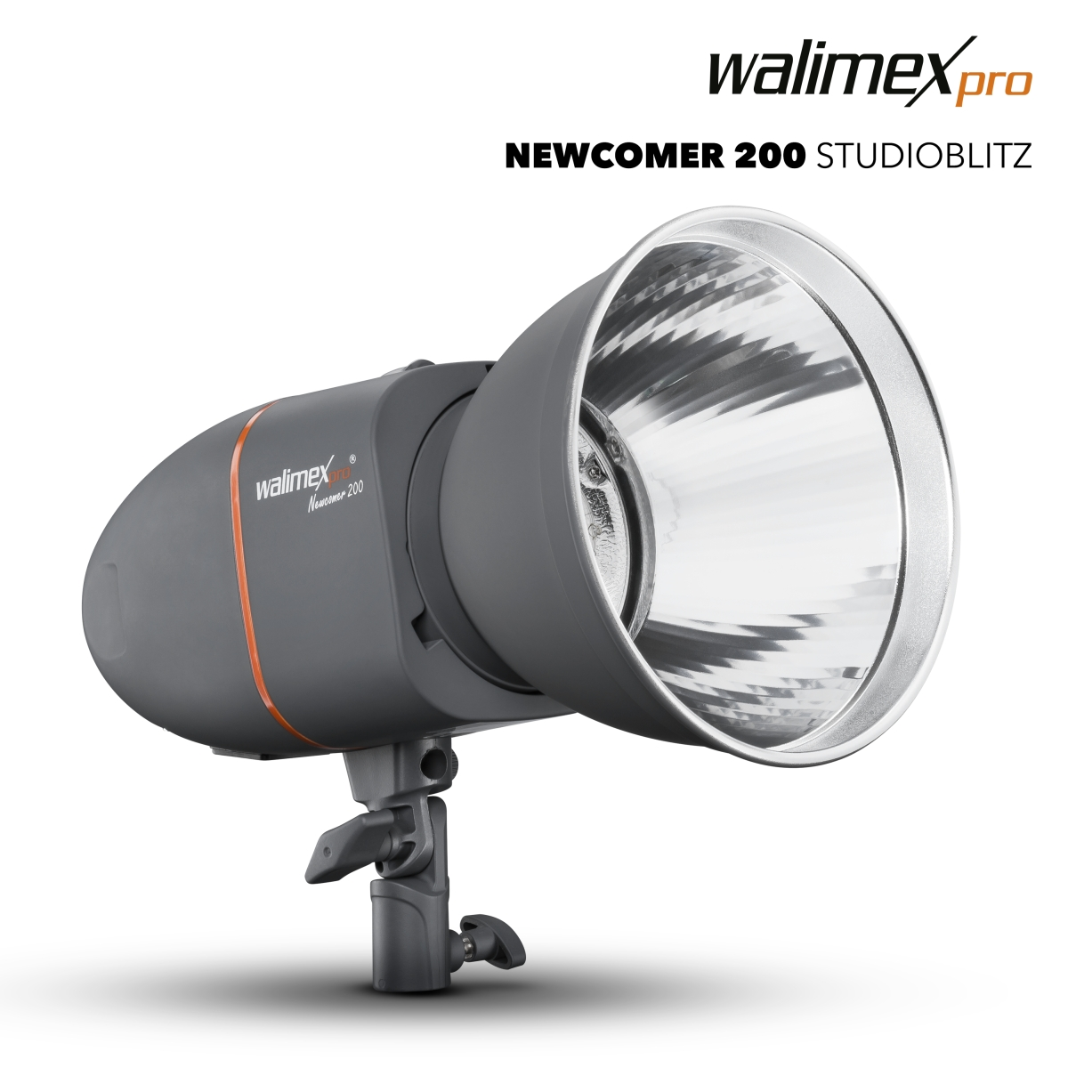 Walimex pro Newcomer 200 studio flash