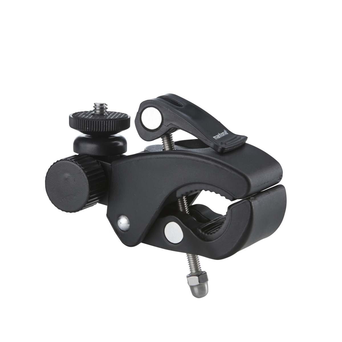 Mantona Clamp fixture XL 1,5-4cm GoPro + 1/4