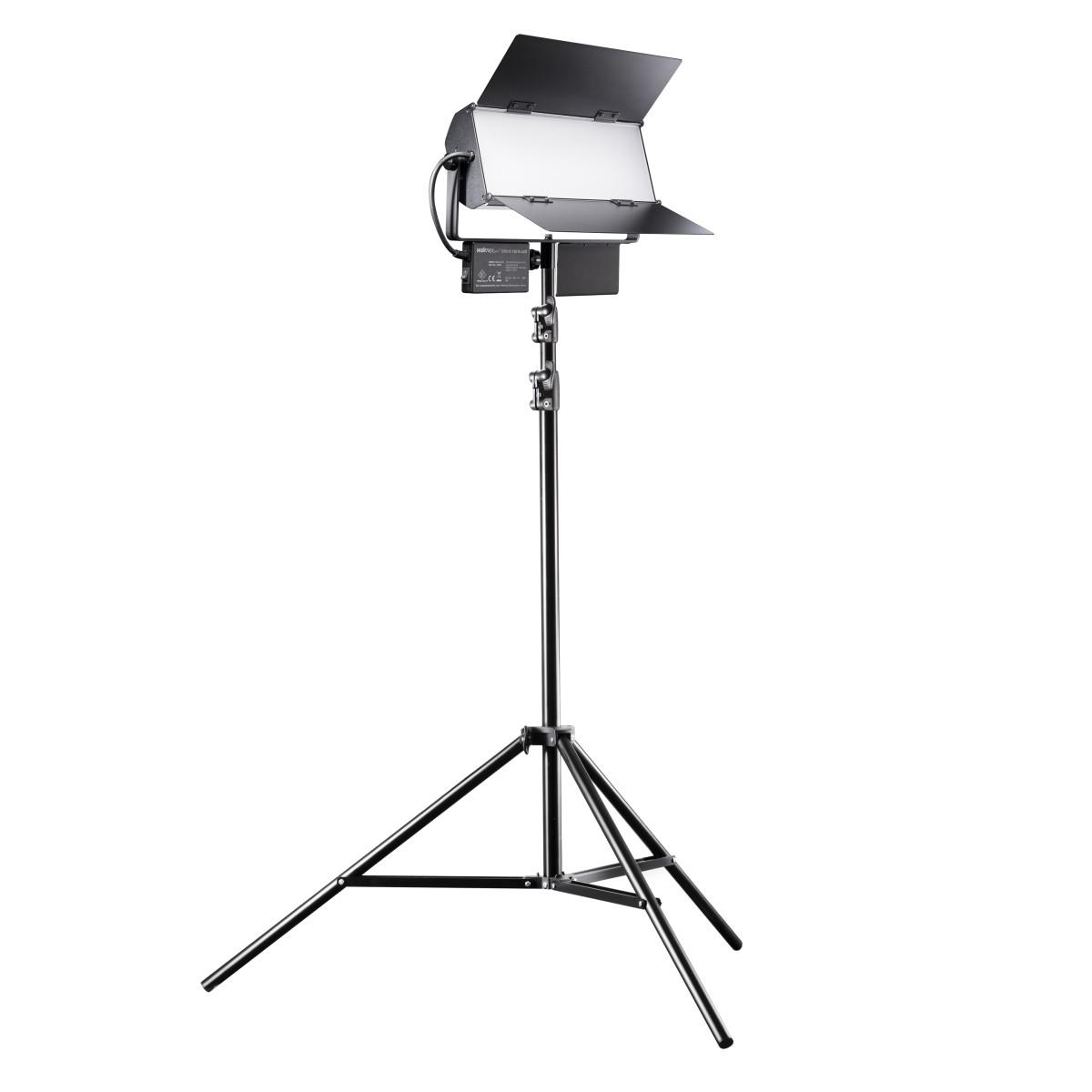 Walimex pro LED Sirius 160 Bi Color Basic