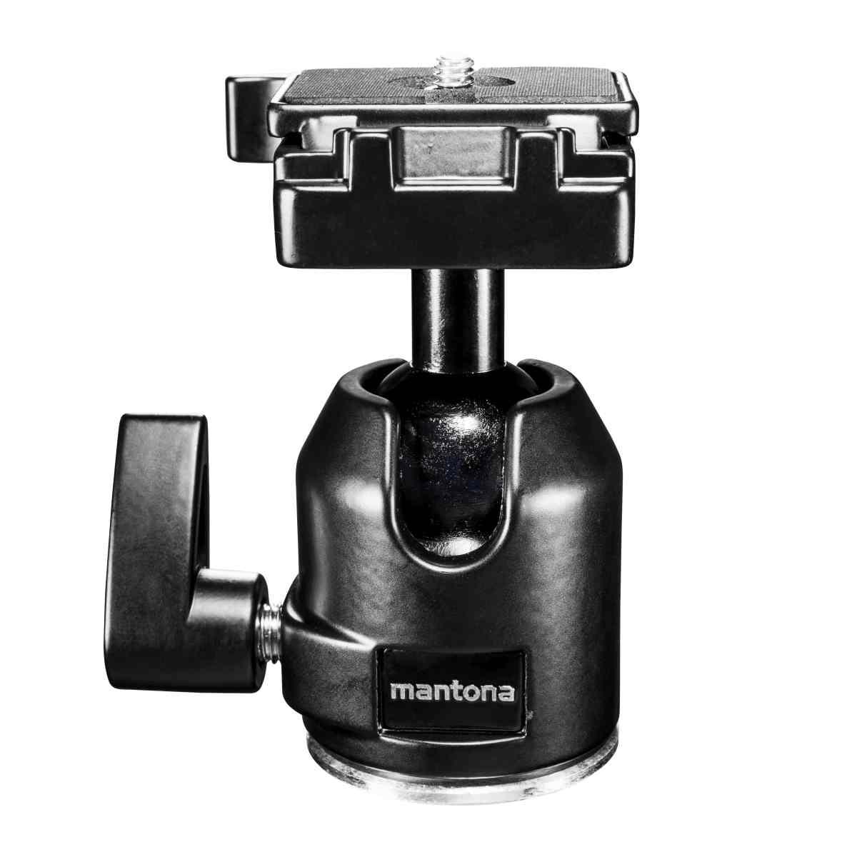 Mantona ballhead XL for Scout tripod