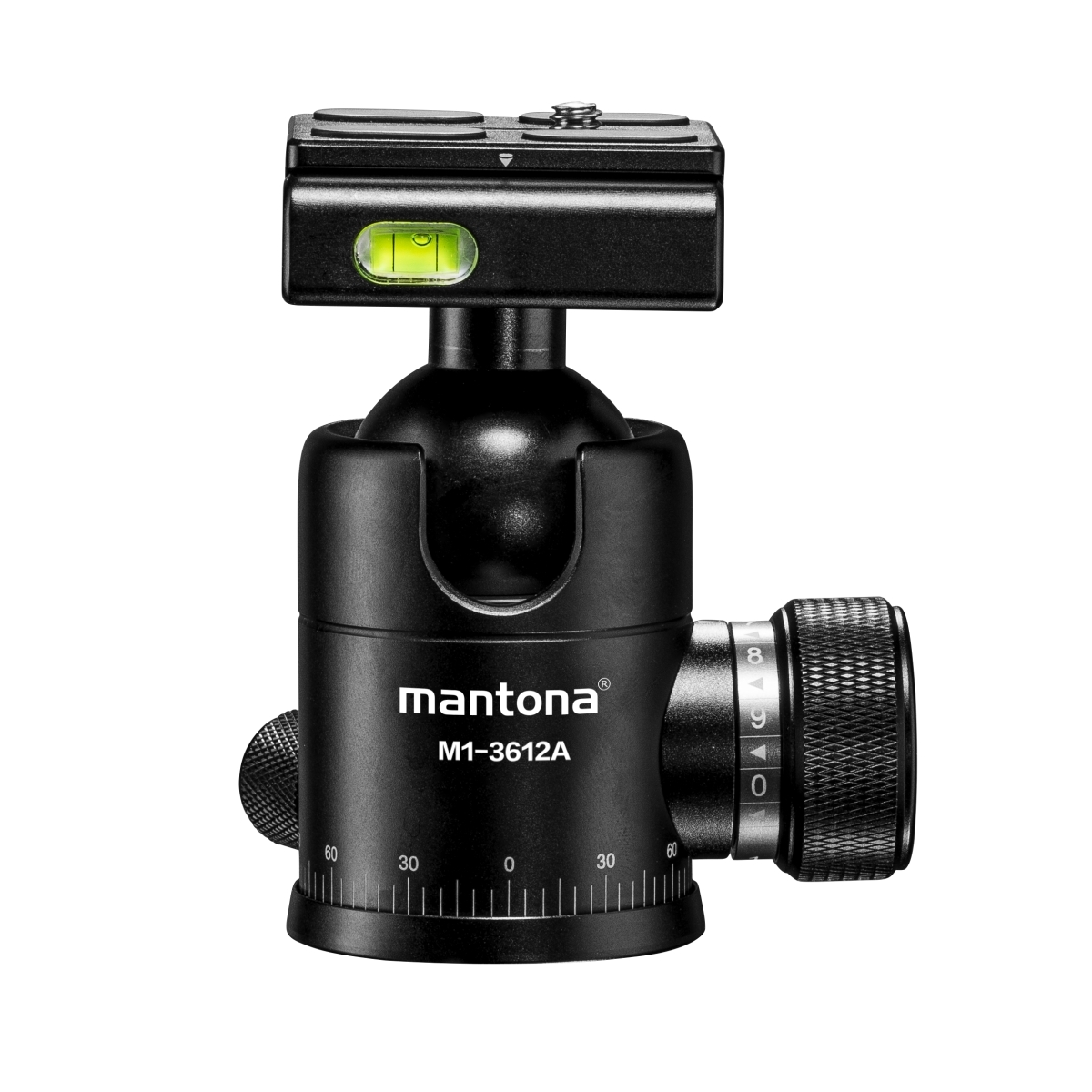 Mantona Onyx 12 ballhead (M1-3612A)
