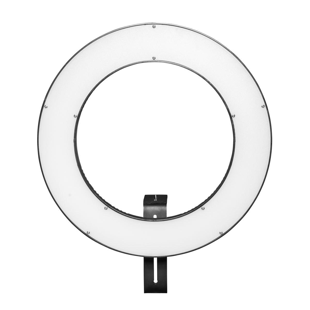 Walimex pro LED Ringlight 380 Bi Color RLL-380BV