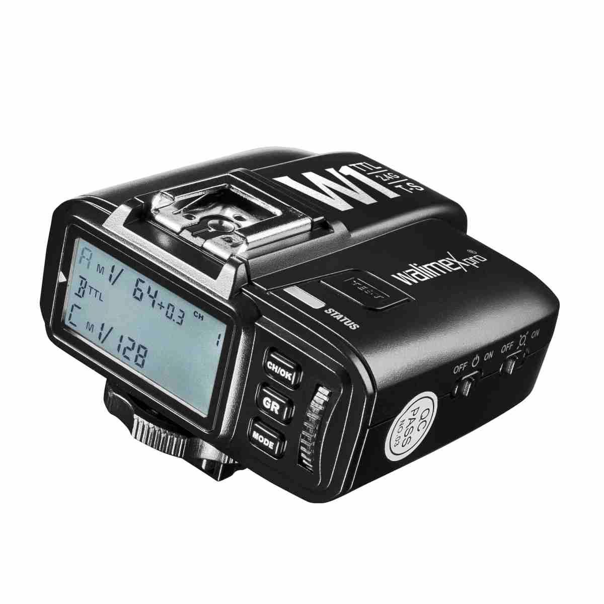 Walimex pro Trigger W1 TTL T-S