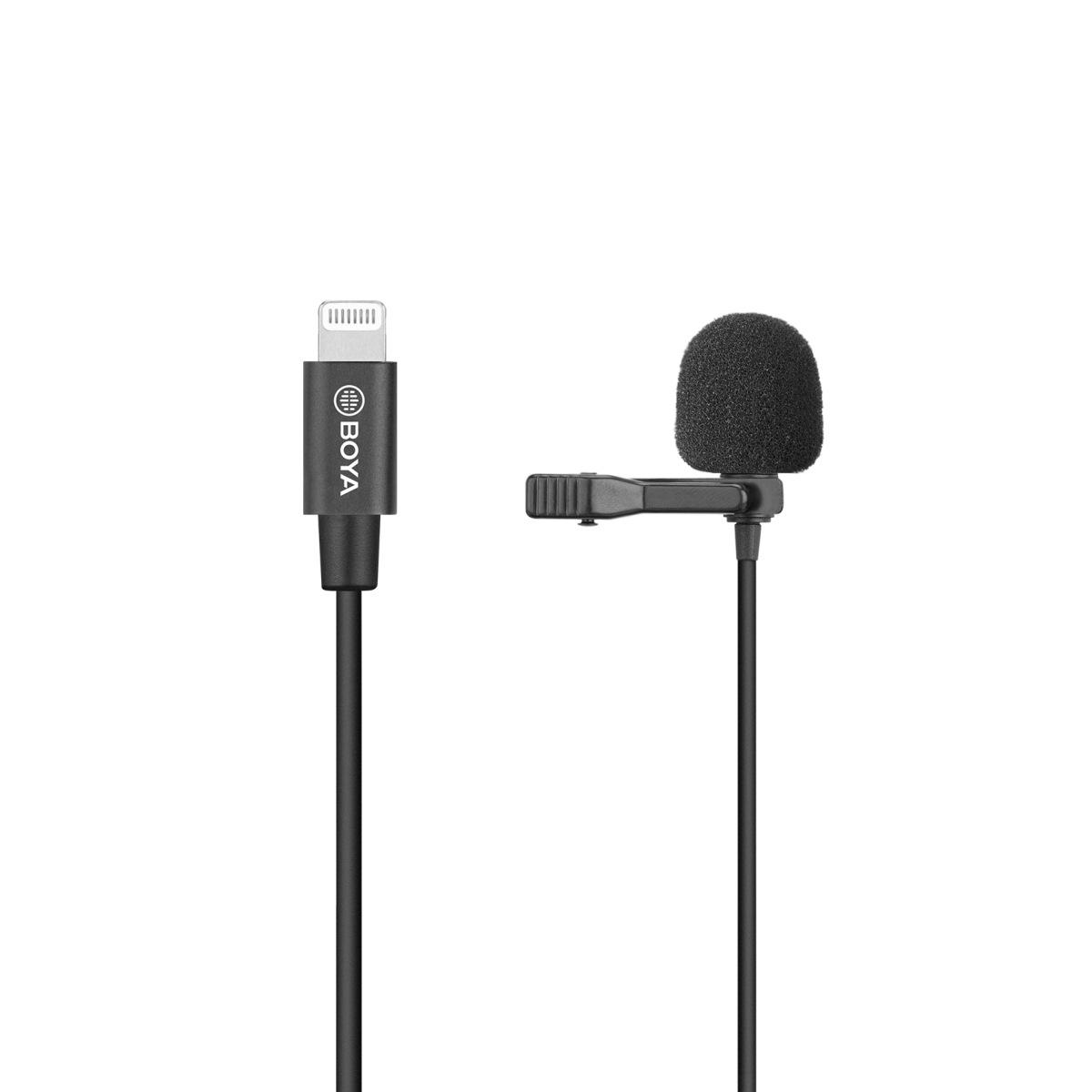 Walimex pro Boya M2 Lavalier Microphone for iOS