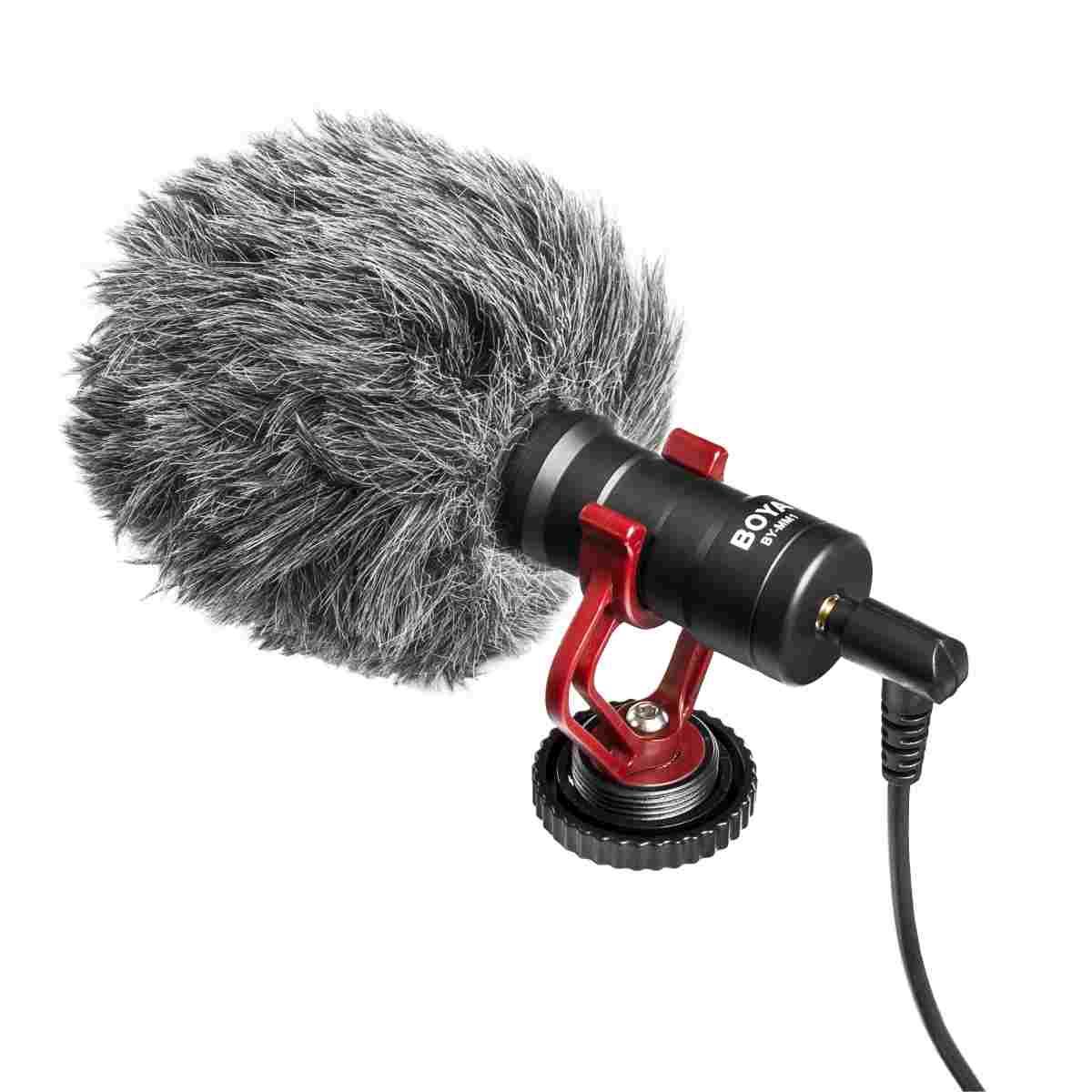 Walimex pro Boya MM1 Compact Microphone universal