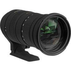Μεταχειρισμένος Φακός Sigma 50-500mm για Canon full frame