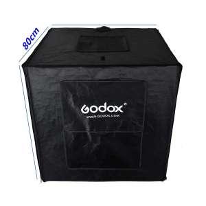 Godox LSD80 Light tent Mini LED Photo Studio 80x80x80cm